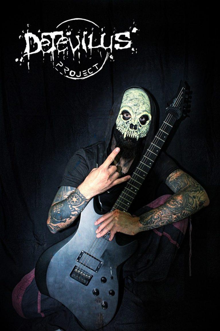 """Detevilus Project – il singolo """"Origins"""" tra progressive metal e deathcore"""