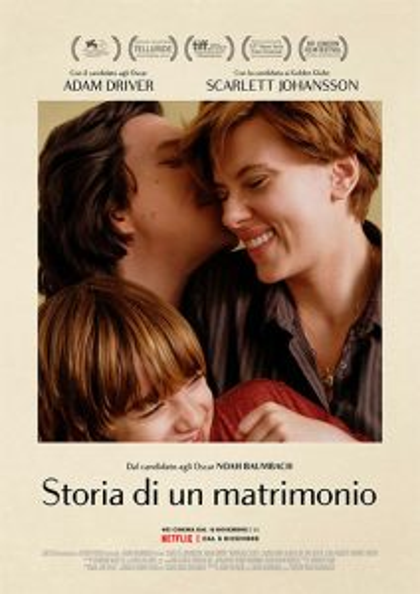 """""""Storia di un matrimonio"""": quell'in(capacità) di dire ti amo"""
