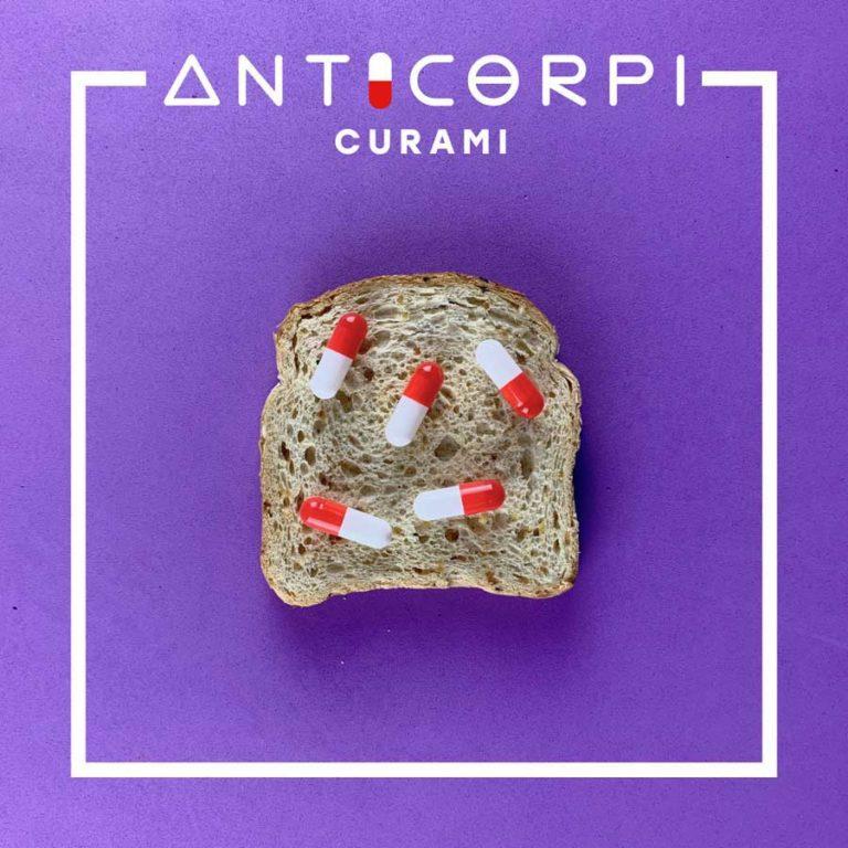 """""""Curami"""" è il nuovo singolo degli Anticorpi"""