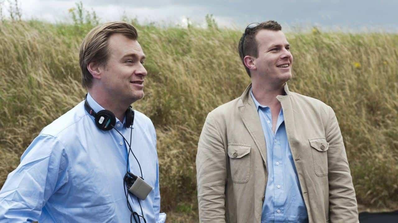 Christopher e Jonathan Nolan