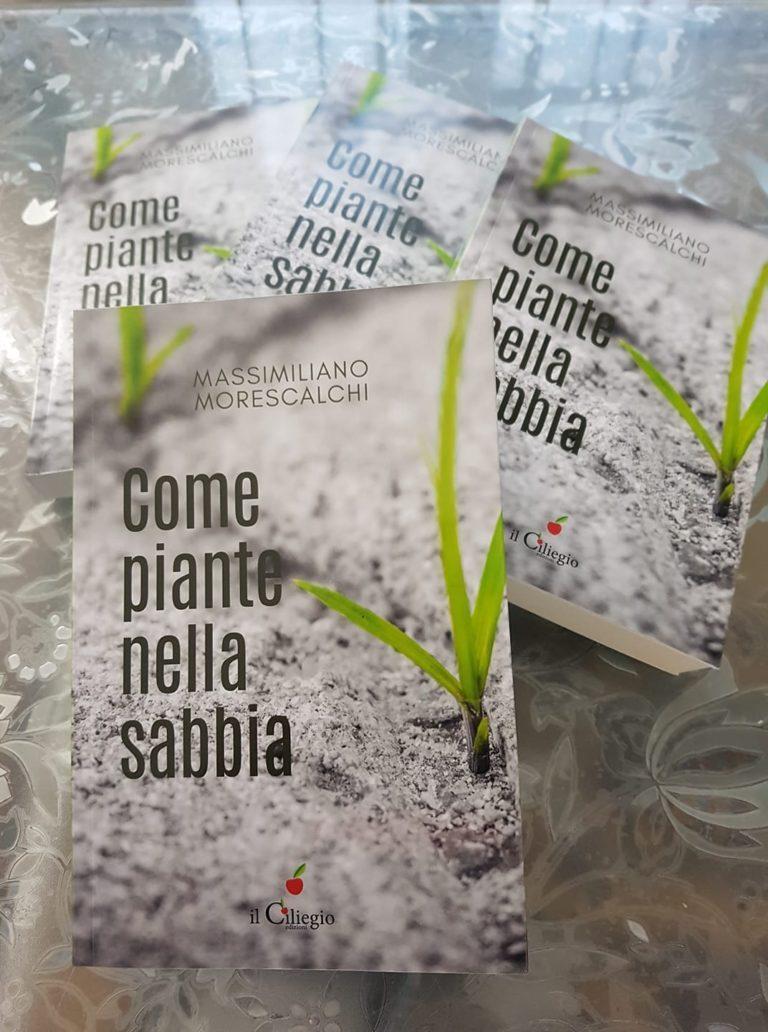 """Romanzo """"Come piante nella sabbia"""""""