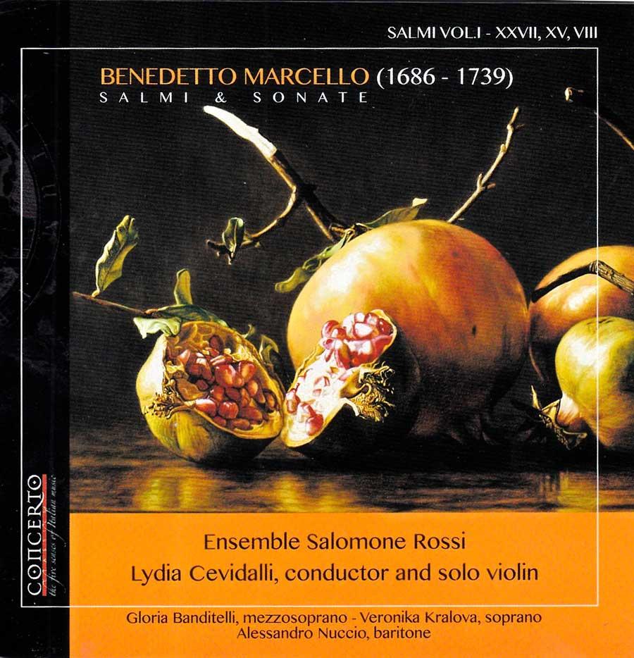 Marcello Salmi & Sonate
