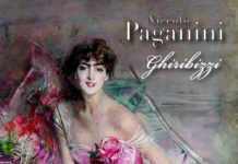 Paganini Ghiribizzi Guitar Marcello Fantoni