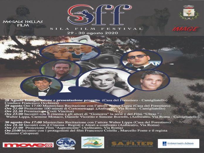 Parte la prima edizione del Sila Film Festival