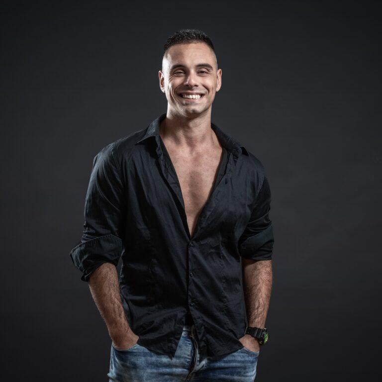 Intervista a Damiano Bisozzi: ballerino e coreografo di fama internazionale – Esclusiva