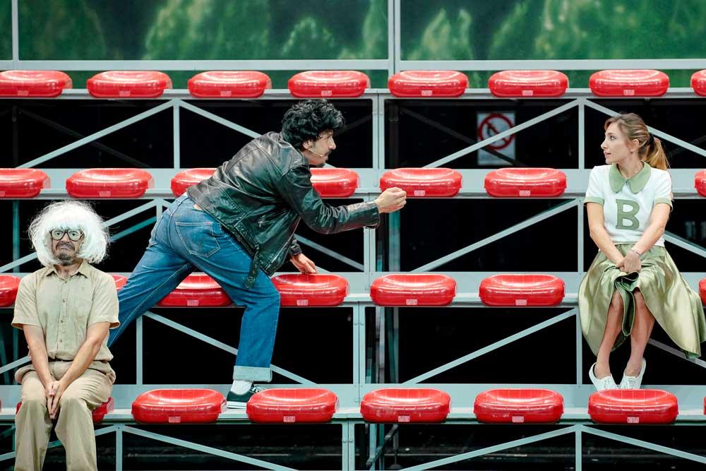 La città morta, di Gabriele D'Annunzio, alla Biennale Teatro 2020 di Venezia