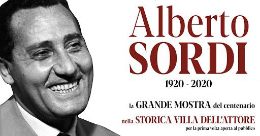 Mostra: IL CENTENARIO – ALBERTO SORDI 1920-2020