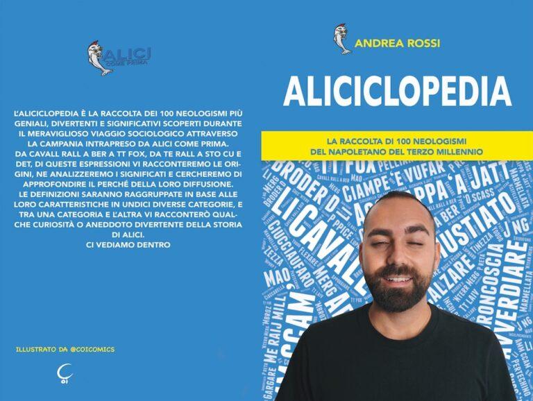 ALICICLOPEDIA – Il primo libro di Alici Come Prima
