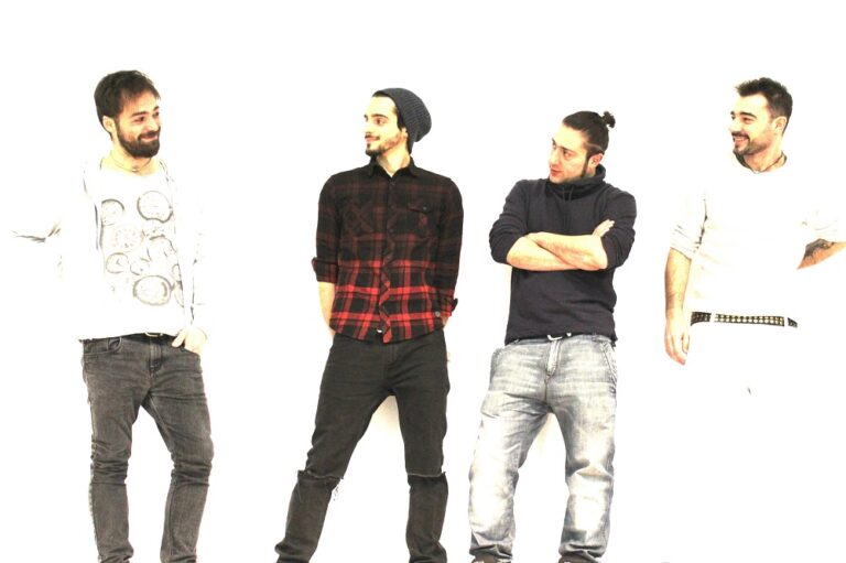 Intervista alla rock band bolognese Red Roll
