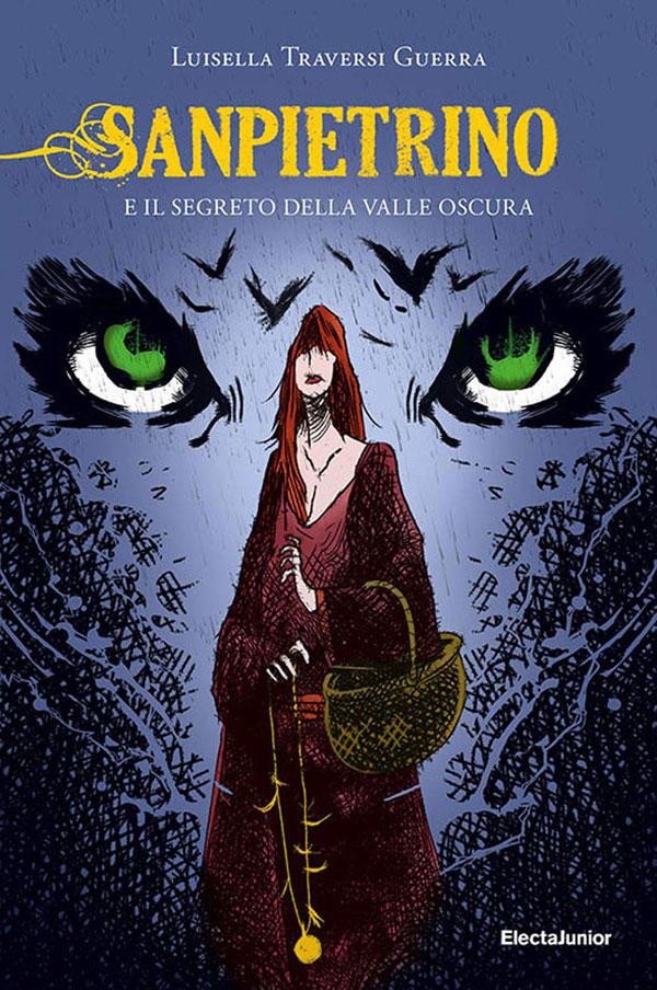 """Luisella Traversi Guerra:  il nuovo libro """"Sanpietrino e il segreto della Valle Oscura"""""""