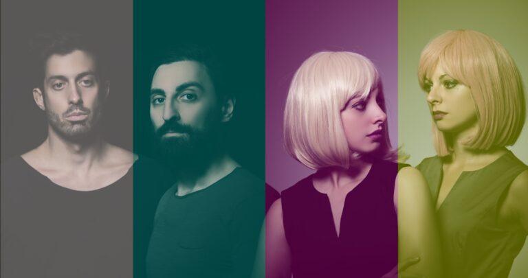 """""""Fast-Forward Girl"""", il primo singolo dei VONAMOR tra elettronica, avant-garde e suggestioni letterarie"""