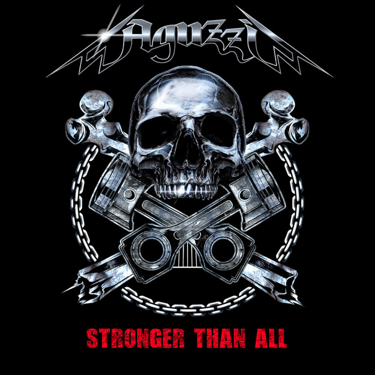 Rilasciato il nuovo disco di Aguzzi, Stronger Than All