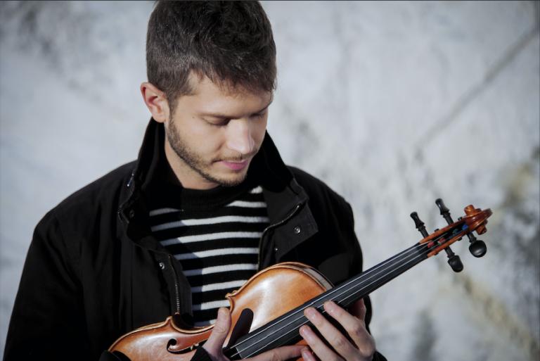 """""""Breeze"""" è il nuovo singolo del violinista Federico Mecozzi!"""