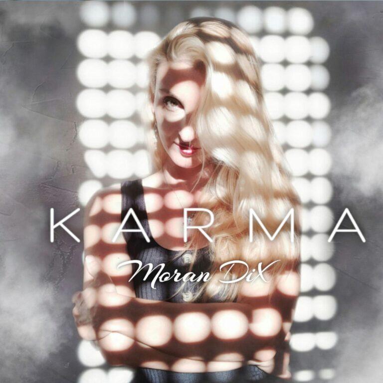 """""""Karma"""", l'album d'esordio dell'artista Moran DiX"""