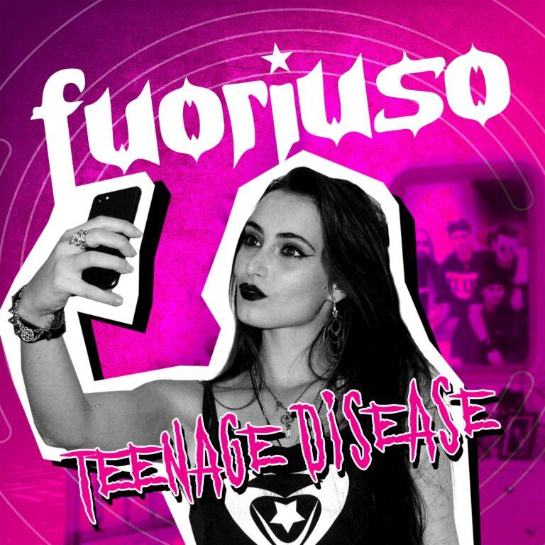 Teenage Disease, è uscito il nuovo disco dei FuoriUso