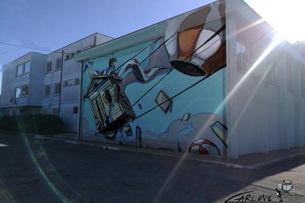 GAU – GALLERIE URBANE. La street art al servizio di Roma