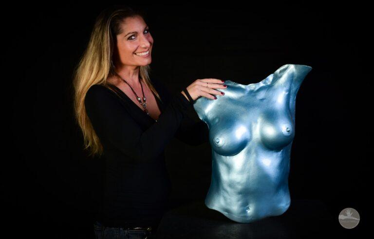 Isabella Marinelli, l'artista delle forme d'amore