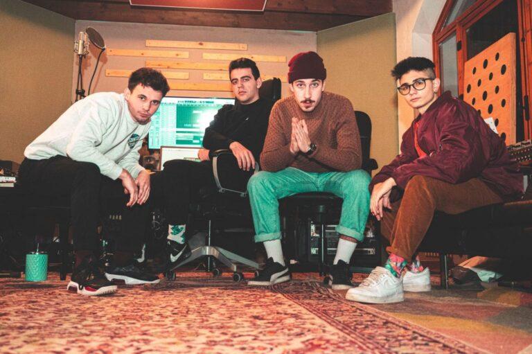 """Overture, la rap band pubblica un nuovo singolo, """"Baricentro"""". Intervista"""
