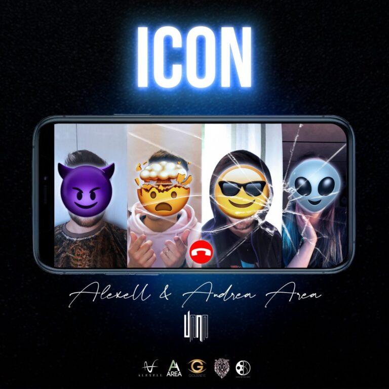 """""""Icon"""", il nuovo progetto di Alexell, Area e U'Dan!"""