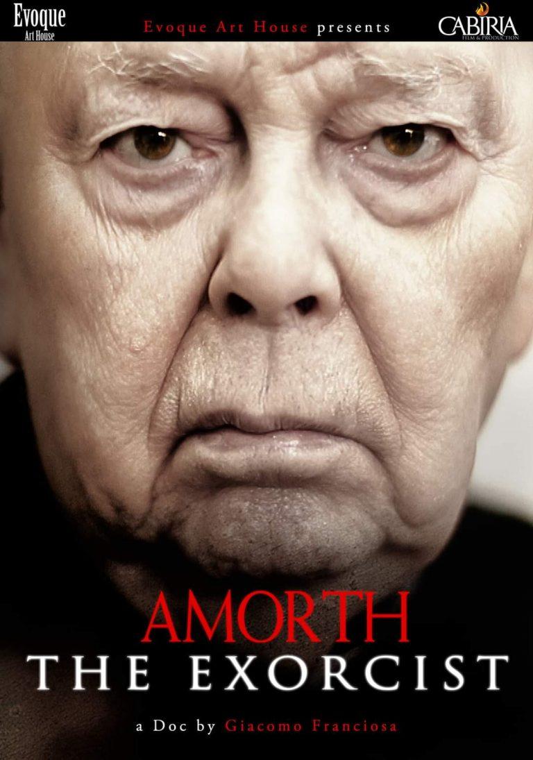 """""""Padre Amorth l'Esorcista"""": il docufilm di Giacomo Franciosa disponibile on – demand su Amazon Prime Video."""