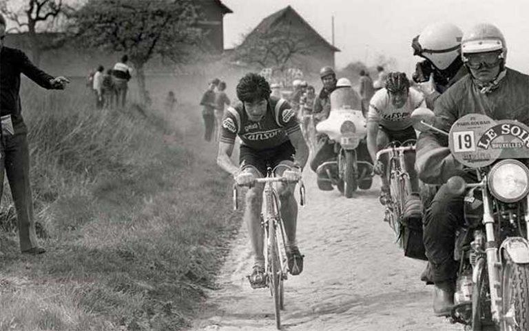 """Francesco Moser ha compiuto 70 anni. Alla vita e alla storia di quest'uomo è stato dedicato il libro """"Come un ragazzino di una valle in Trentino è andato alla conquista dell'Italia e del Mondo"""""""
