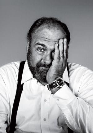 """L'attore James Gandolfini, a cui è dedicato il primo capitolo di """"La forma dell'attore"""""""