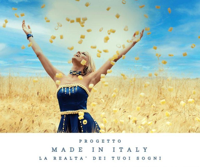 """""""Made in Italy – La realtà dei tuoi Sogni"""" lo spot firmato SG Media Agency dedicato all'eccellenza italiana"""
