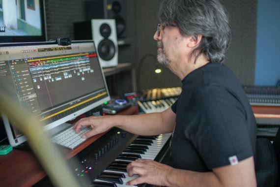 """Domani 20 luglio: Esce l'album """"You are the movie, this is the music"""" di Joe Schievano"""