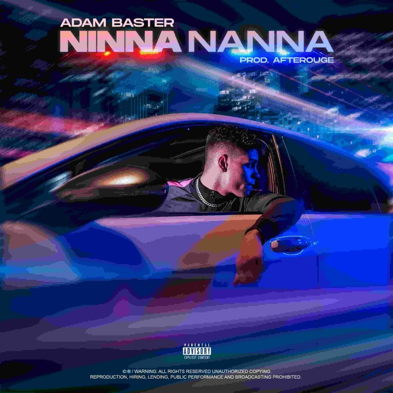"""""""Ninna Nanna"""" è il nuovo singolo di Adam Baster"""
