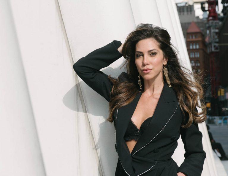 Eleonora Pieroni, star dello showbiz internazionale madrina dell'Ortigia Film Festival 2021