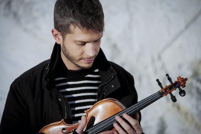 """""""Roundelay"""" è il nuovo singolo del violinista Federico Mecozzi!"""