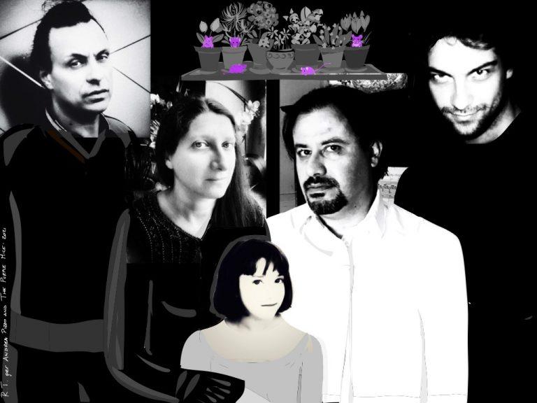 """Andrea Pizzo and The Purple Mice fuori con il nuovo """"Starship To Heaven"""""""