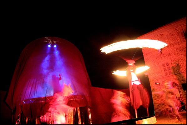 Festival del Teatro Medievale di Anagni. Tra Inferno, Purgatorio e Paradiso ai piedi del Duomo nella Città dei Papi.
